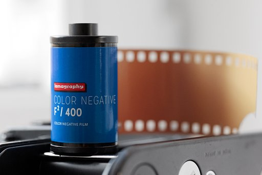 【数量限定】Lomography Color Negative F²/400 が新登場!