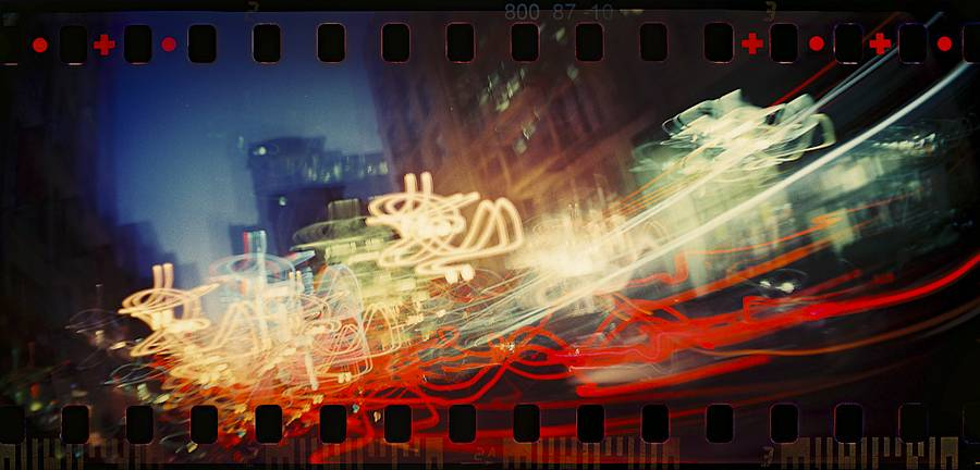 My new Sprocket Rocket camera
