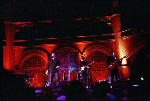 Union Chapel, not always for the gods! (LCG)