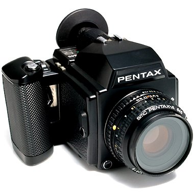 Pentax 645: Medium Format Quality with the Handling of a 35mm SLR