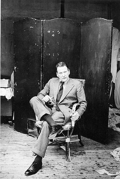 Lucian Freud, a Life in Pictures