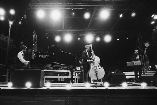 Concert Photography Tips: Low ISO Film at Night