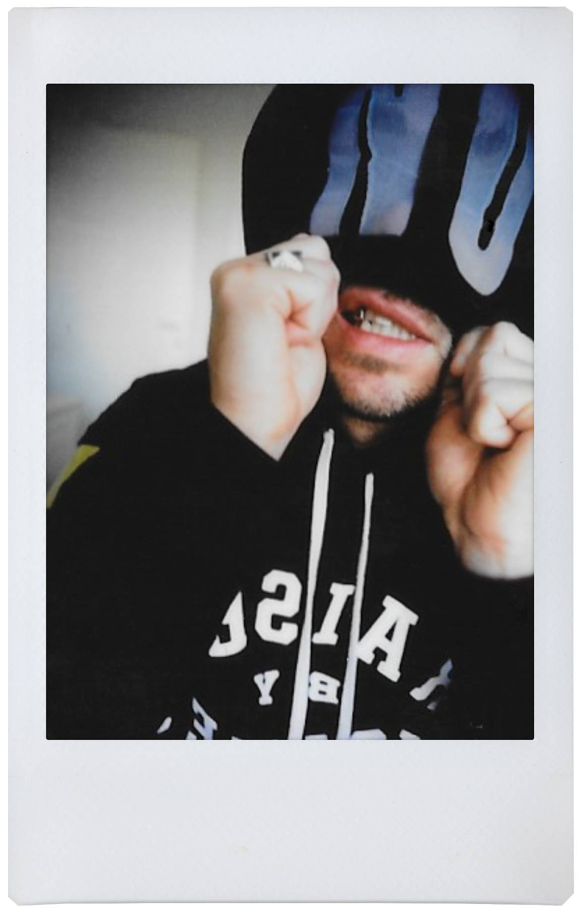 The Bloody Beetroots and the Lomo'Instant Automat Glass: a Punk Love