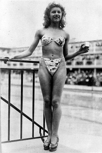 Today in History: The Bikini Unveiled (1946)