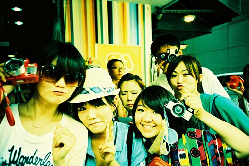 Lomography Workshop : 初夏之 Lomography Camera 齊郊遊 活動報告