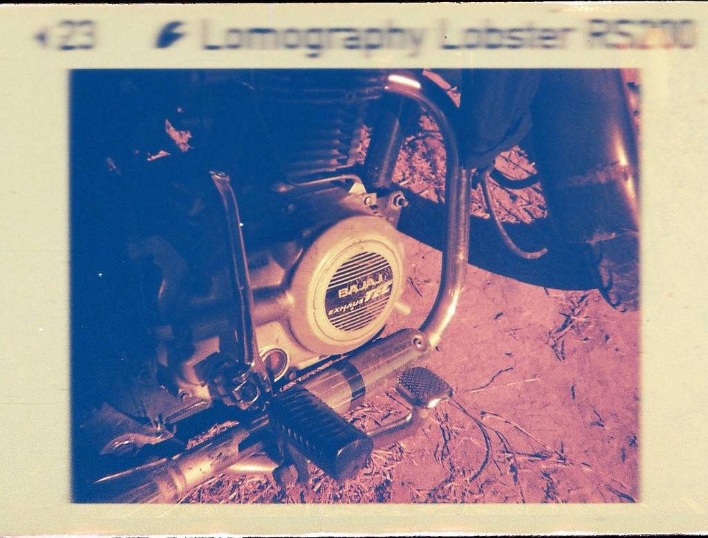 Lomography Lobster 110: A film that will take you back into the 50's and the Golden era!