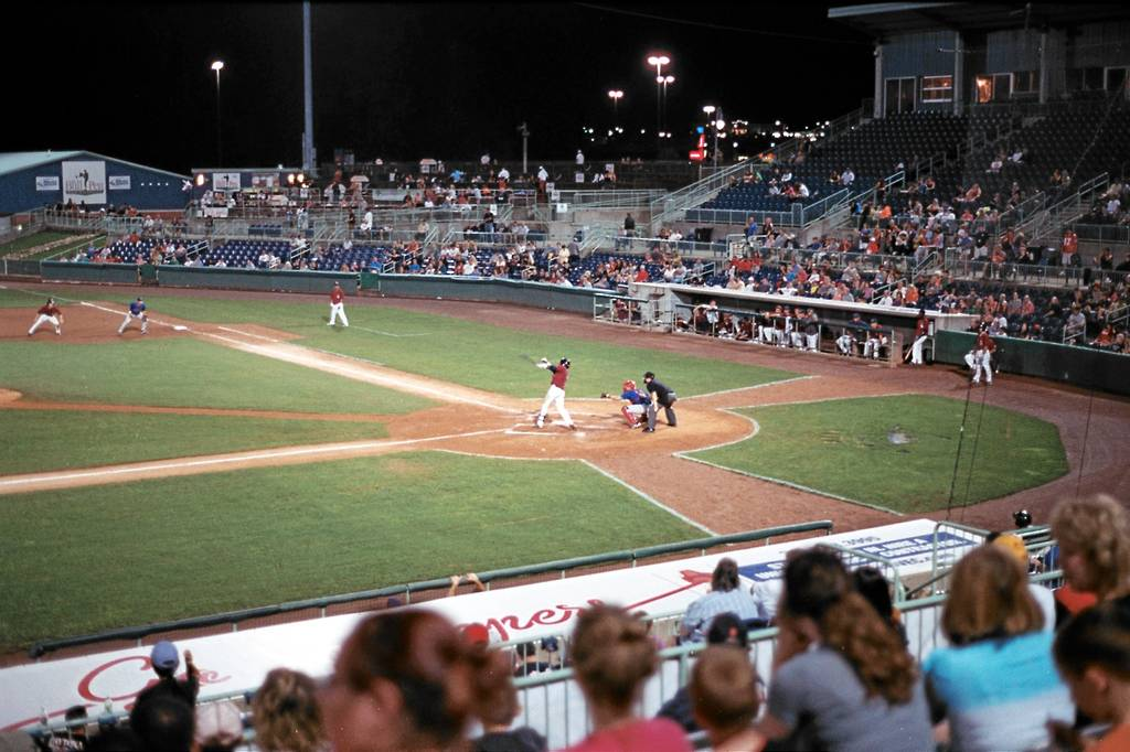 An Analogue Adventure into Minor League Sports in the Midwest Part One: Mahoning Valley Scrappers Baseball