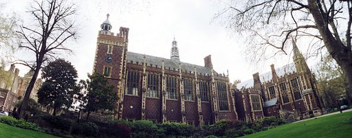 Lincoln's Inn: Barristers Paradise in London