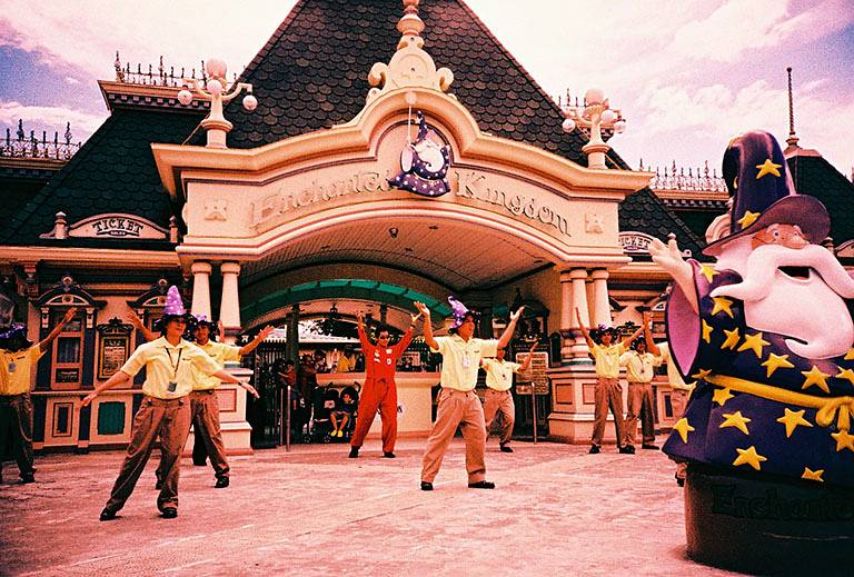 Enchanted Kingdom Revisited