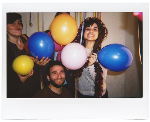 Das war die Happy Birthday Lomography Vienna Party - Der Rückblick