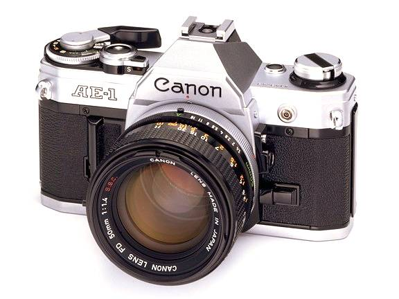 Canon AE-1: The Workhorse