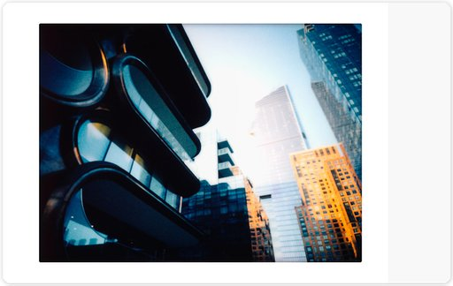 A New York con Lomo'Instant Automat Glass