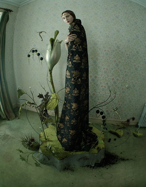 Boschian Photography by Tim Walker (NSFW)