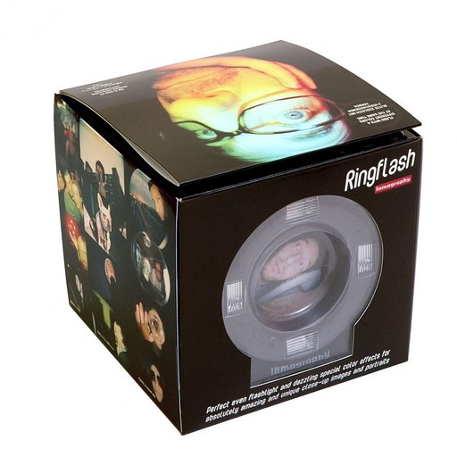 Lomography Ringflash: Great for Psychedelic Special Effects!