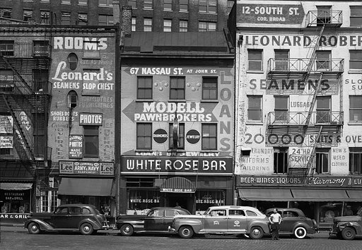 Down Any Street: Todd Webb and Post-War Photos of New York