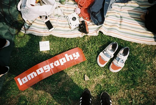Film Photography Day 2016: scoor korting op Lomography items!