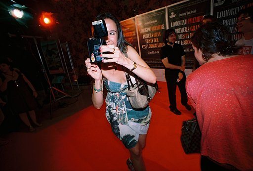Indie Street Film Festival x Lomography: Cinematic Images