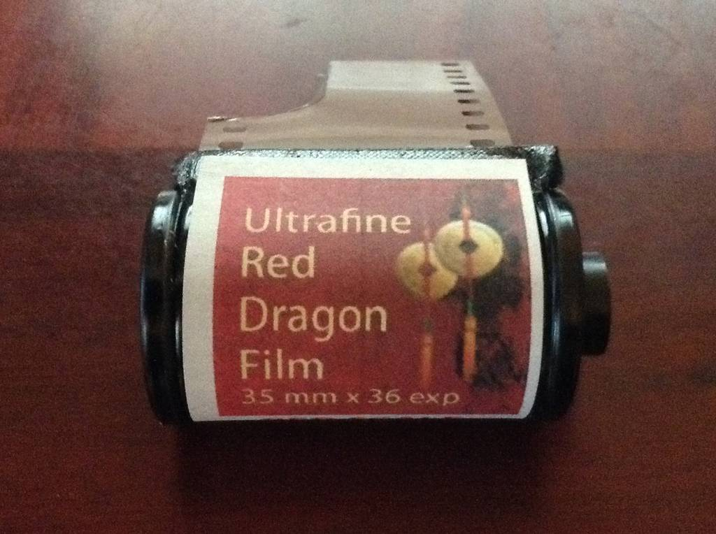 A Review of the Ultrafine Red Dragon (Redscale) Film