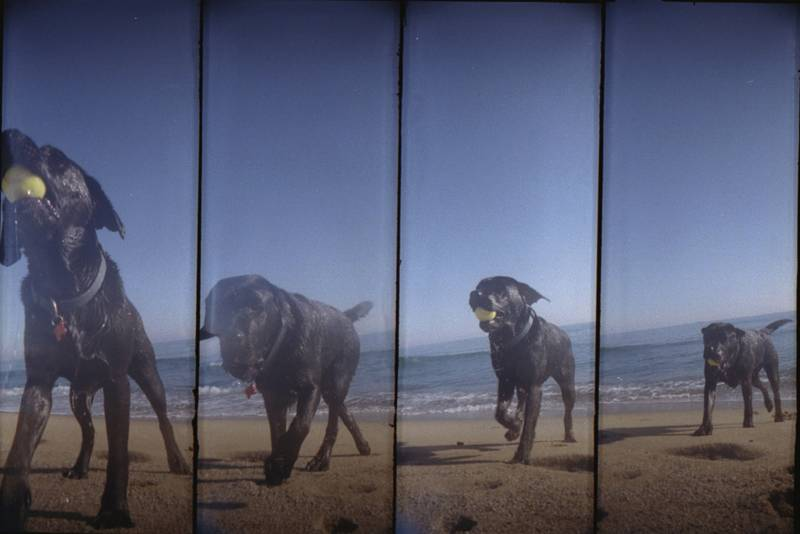 Supersamplin' at the Beach in Montgat