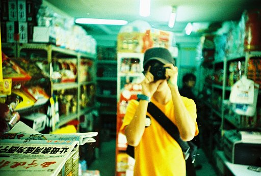 Community LomoAmigo Edmund_li and His Love for his LC-A+ RL