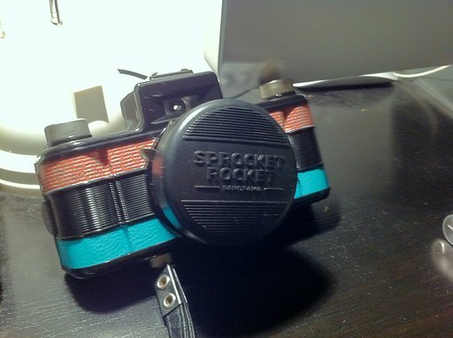 Washi Tape Your Cameras!