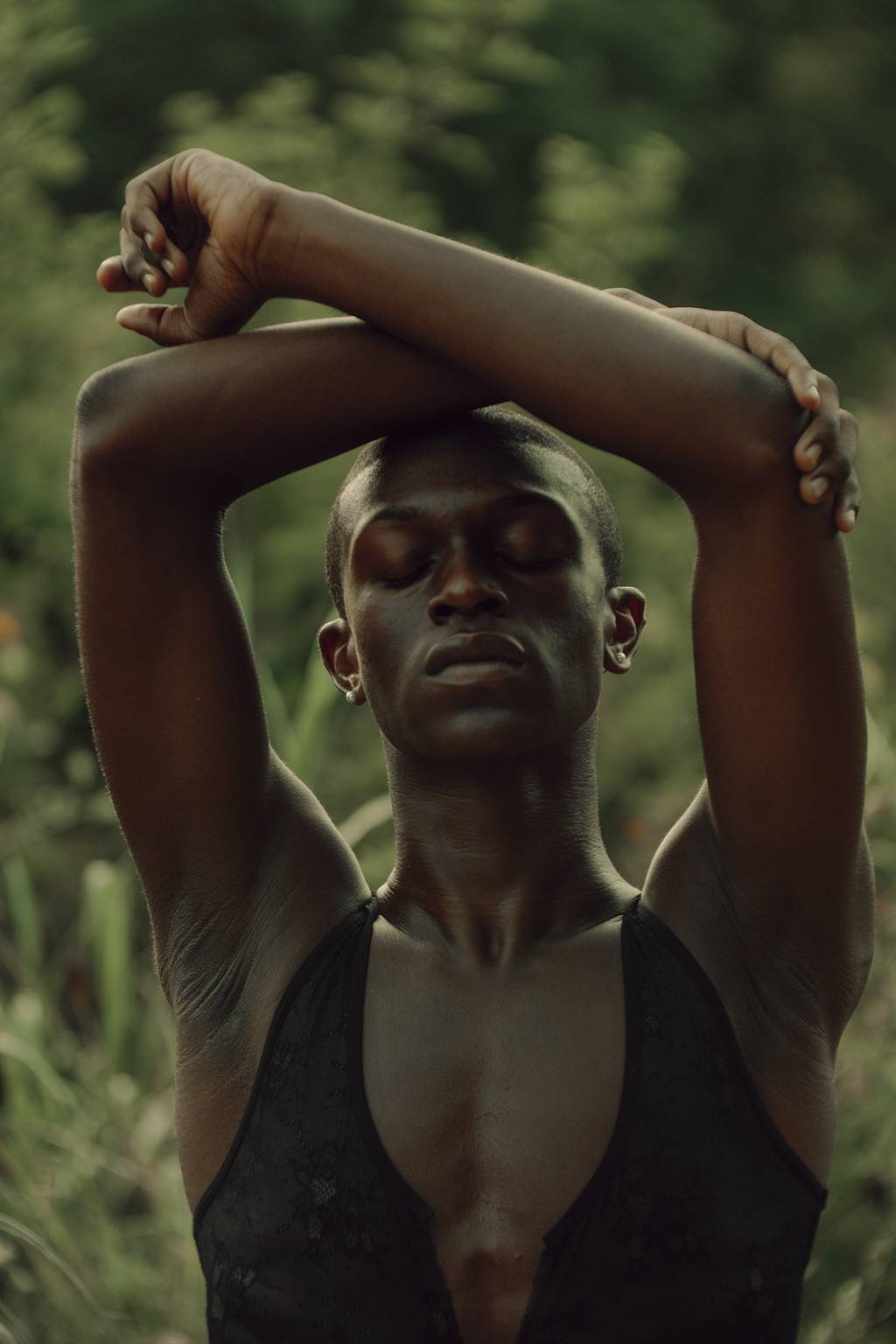 Up, Close and Personal Portraits With Lance Langel and the Petzval 80.5 MKII
