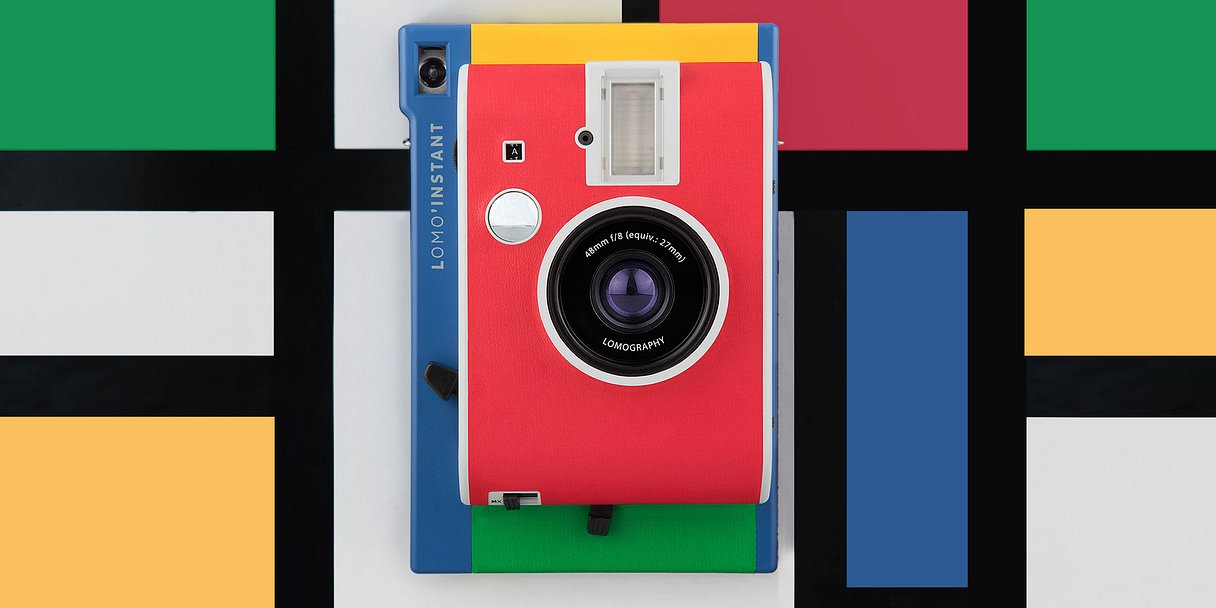 Introducing the New Lomo'Instant Murano!