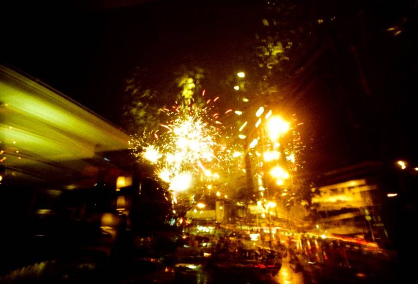 New Year Celebrations on Film: Welcome, 2013!