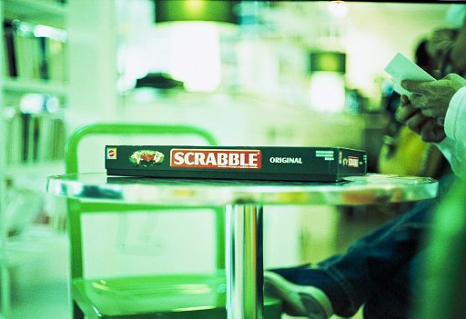 Scrabble: Playing with Words