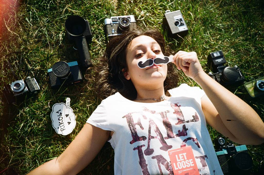 Analogue Recommendations for Newbies by Seasoned Lomographers