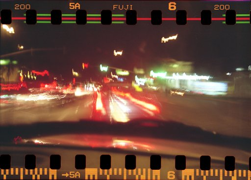 PWD - Photographing While Driving