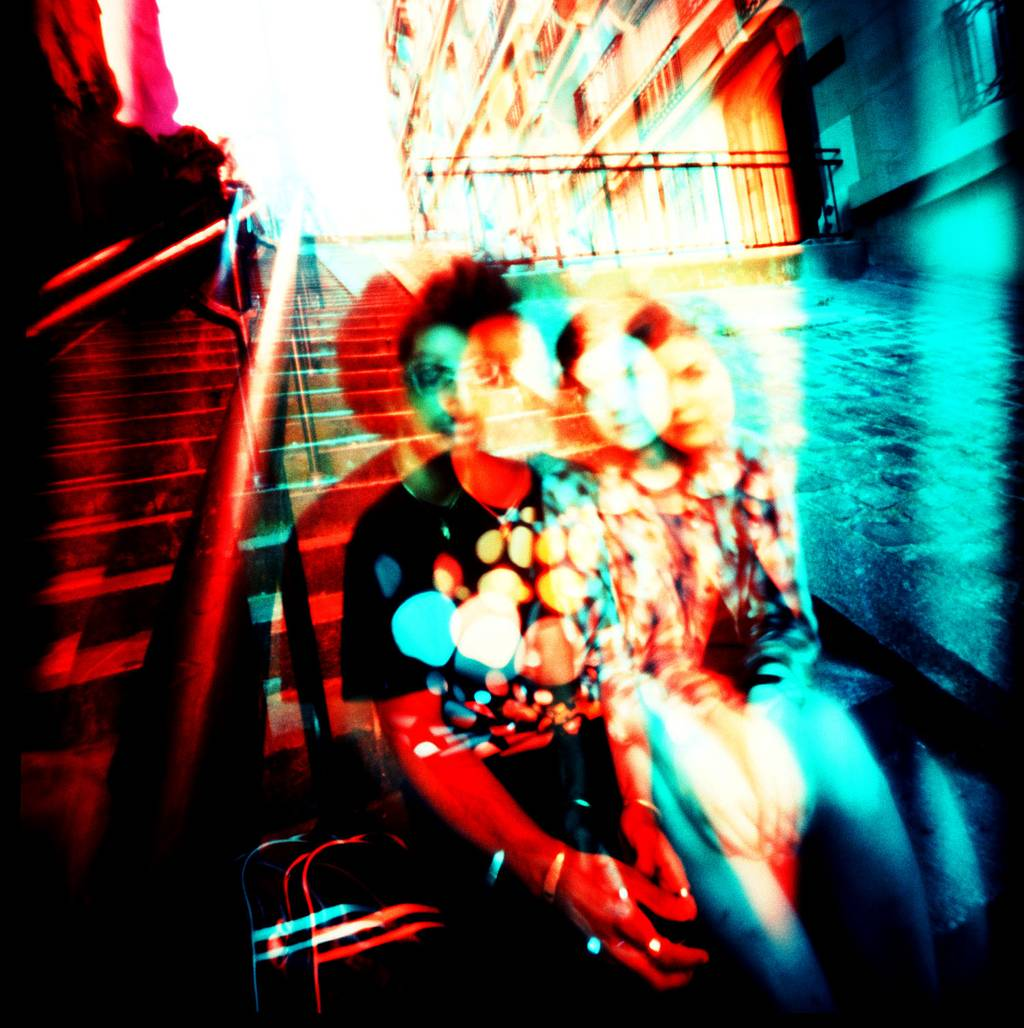 Trippy Color-Soaked Photographs Taken with the Diana Multi Pinhole Operator