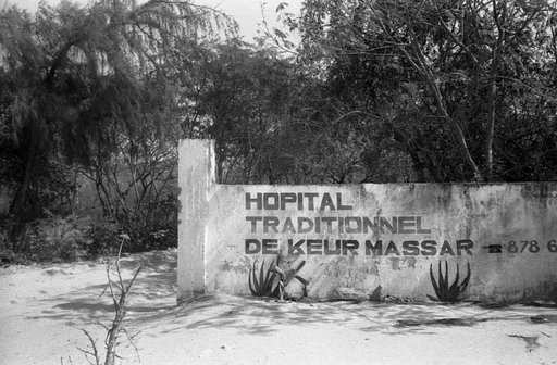 Traditional Hospital in Keur Massar, Sénégal