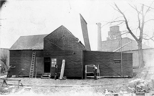 Today in History: Thomas Edison's Movie Studio Completed (1893)