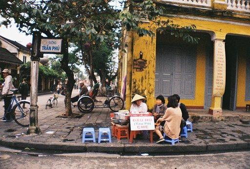 Something New: Cutting my Analogue Teeth with the La Sardina in Vietnam