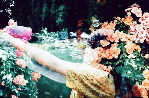 Swing Into Spring with Lomography