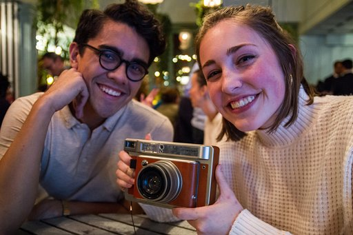 Apéro Lomography au Bar à Bulles #2 - Les photos !
