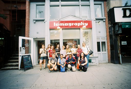 RECAP: Spool is in Session @ Lomography Gallery Store NYC