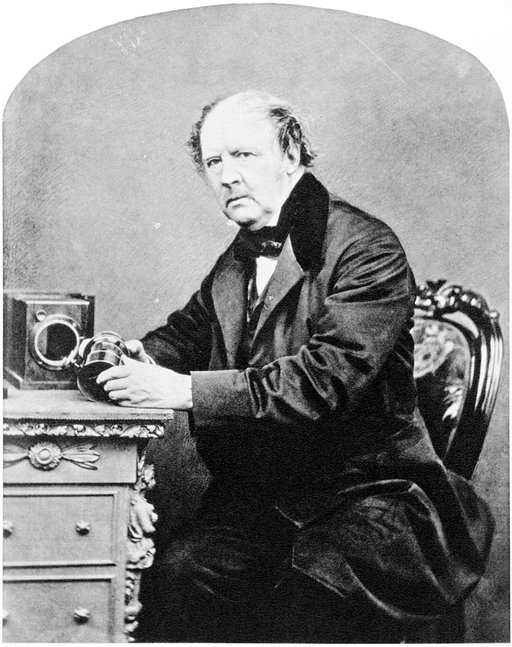 Today in History (1800): Photography Pioneer William Henry Fox Talbot was Born