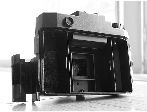 Modify your Holga 120 to Shoot in the 70mm Format