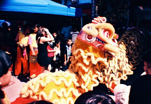 Capturing the Best Lunar New Year Photos According to Lomographers