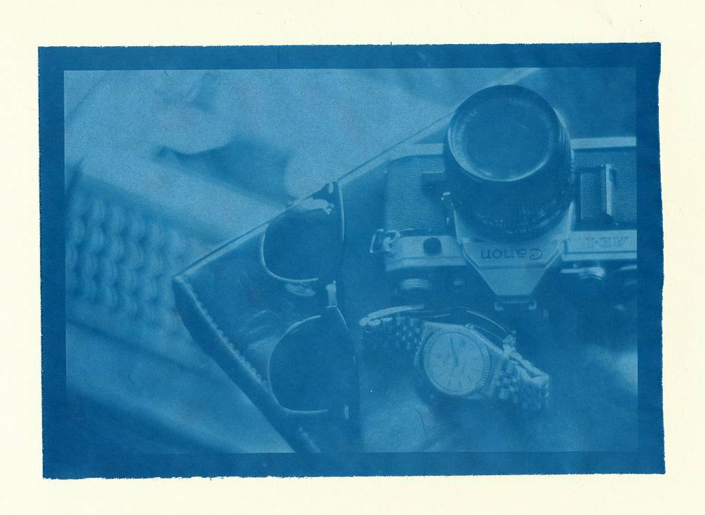 Cyanotype Photography with Petzval Amigo Chris Pollard