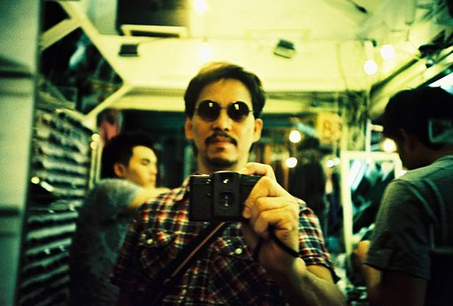 Remembering @boredbone, a Filipino Lomographer