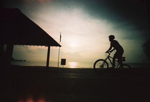 Lomocycling in Kuantan