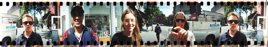 RECAP: Spinner 360 Workshop @ Lomography Gallery Store NYC Greenwich Village