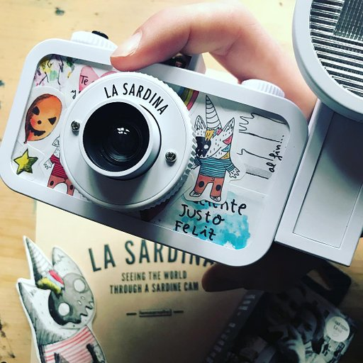 Aitor Saraiba with La Sardina DIY