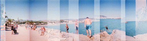 Do the #dianarama: Diana F+ Endless Panoramas
