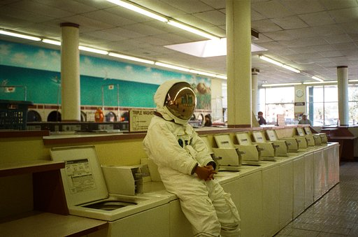 Of Diners and Astronauts: LomoAmigo Grant Spanier About Being A Chameleon