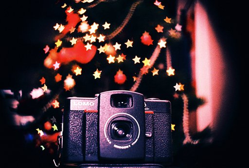 LomoHome for the Holidays