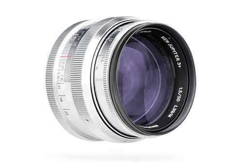 Crystal-clear sharpness, natural colors and a beautiful, dreamy bokeh with the New Jupiter 3+